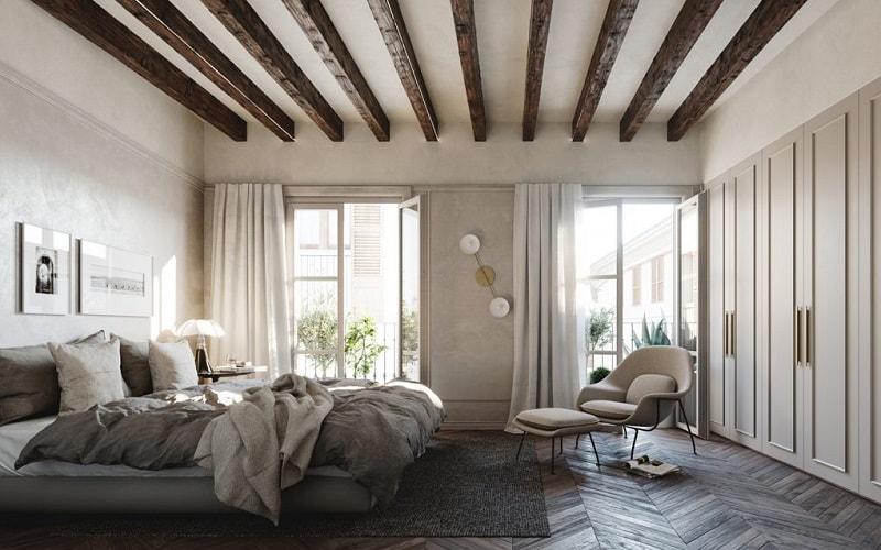 Impremta Garden Palma Mallorca Bedroom Interior