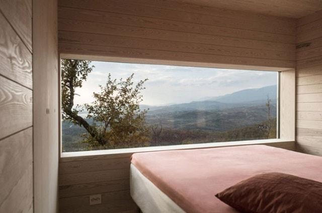Wooden Cabin Ustaoset, Architect Jon Danielsen Aarhus, Norway