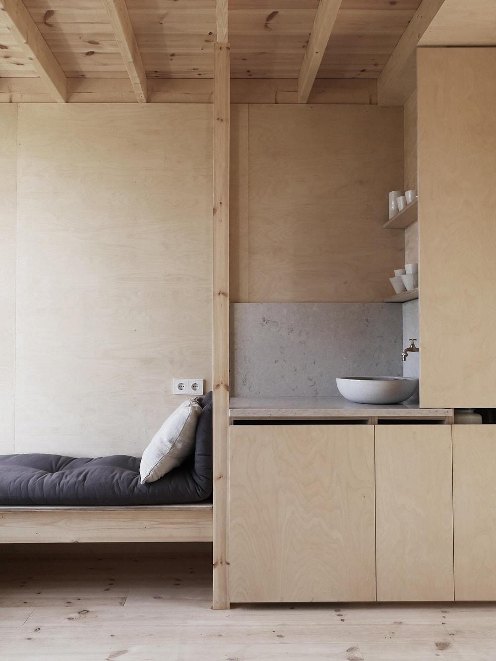 Bergaliv Landscape Hotel - The Loft House, Sweden - Architect Hanna Michelson