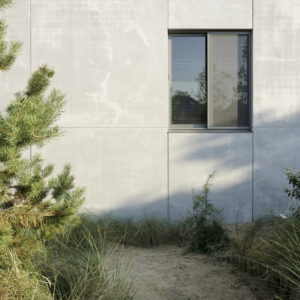 Concrete House - i.s.m.architecten, Oostduinkerke, Belgium