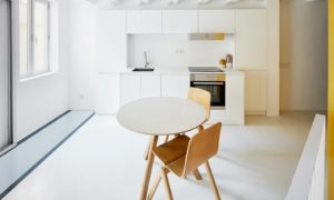 Duplex Apartment by Raul Sanchez Architects, Barcelona