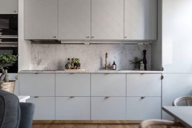 Scandinavian Apartment Interior in Gothenburg, Sweden
