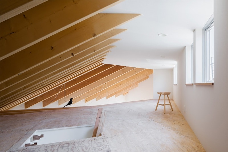 Wood Aesthetic: House in Shintou by SNARK+OUVI