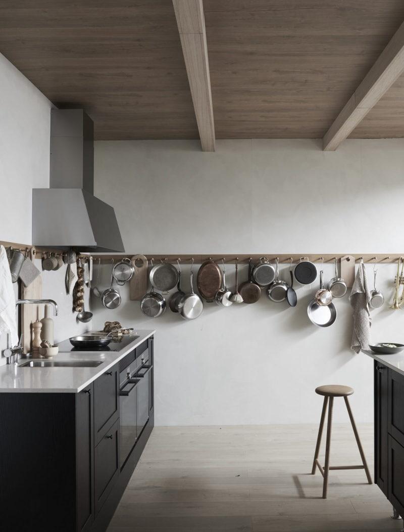 Marbodal Kitchen Closet Ramsvik Styled by Lotta Agaton Interiors