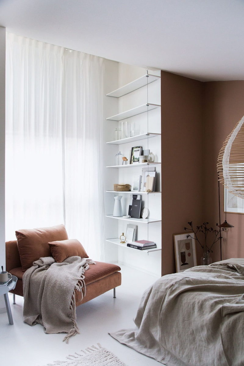 Niki Brantmark Bedroom Decor - My Scandinavian Home - IKEA Furniture - Bemz Design