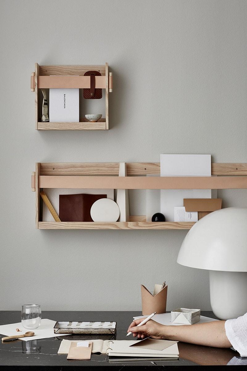 Smalands Skinnmanufaktur Leather Furniture x Interior Styling Sundling Kicken