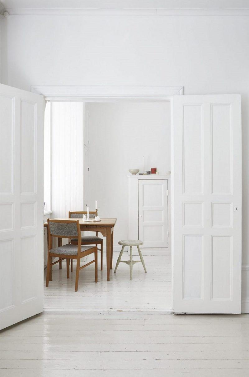 Minimalist Apartment in Stockholm by Fantastic Frank – Design. / Visual.