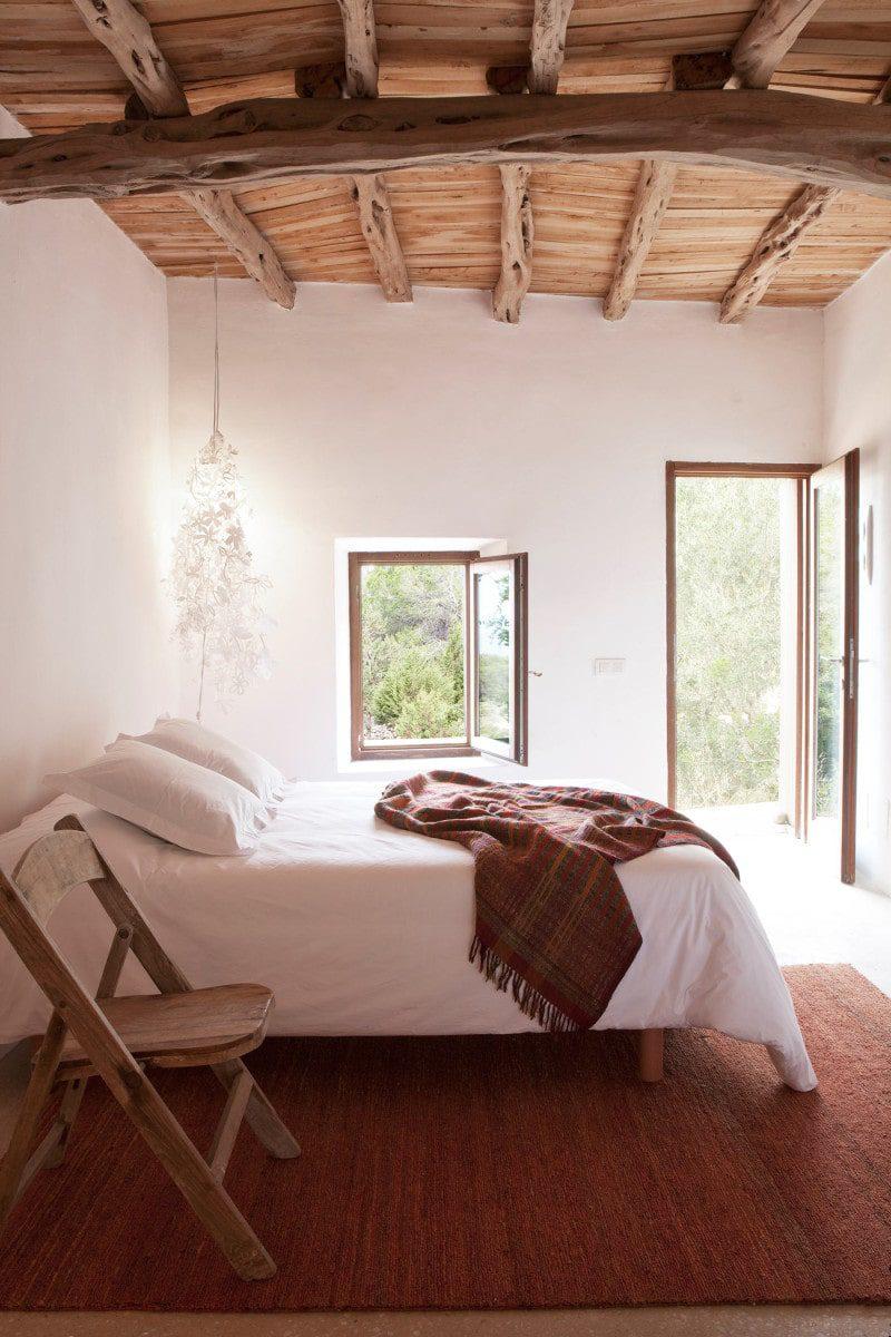 Rustic Bohemian Home Interior, Ibiza – Design. / Visual.