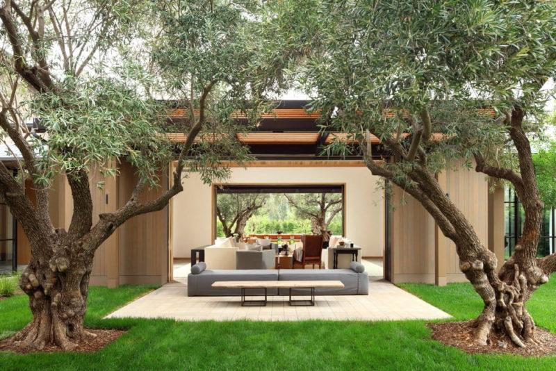 1950s Villa Of Ellen Degeneres In Los Angeles Design