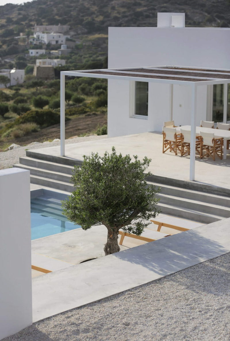 Weekday Wanderlust | Places: Maison Kamari, Paros, Greece