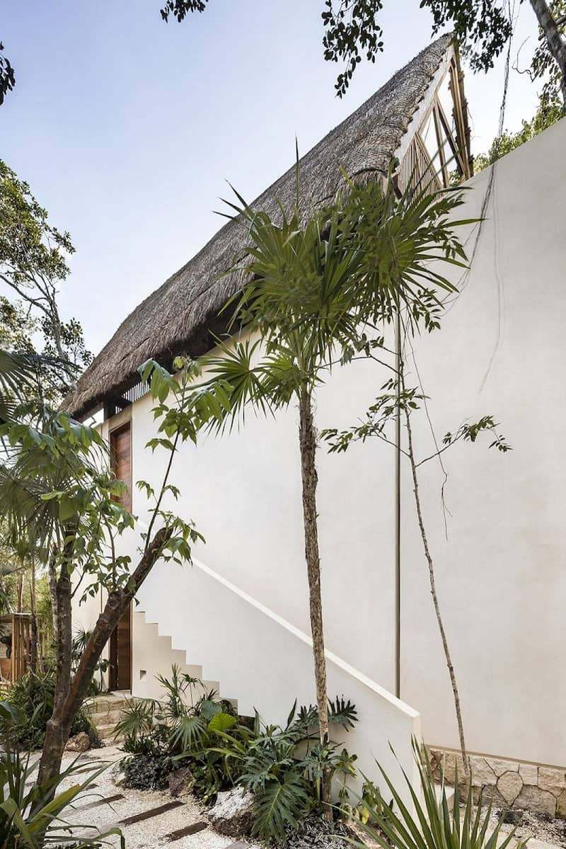 Hotel Jungle Keva Tulum Designed by Jaquestudio