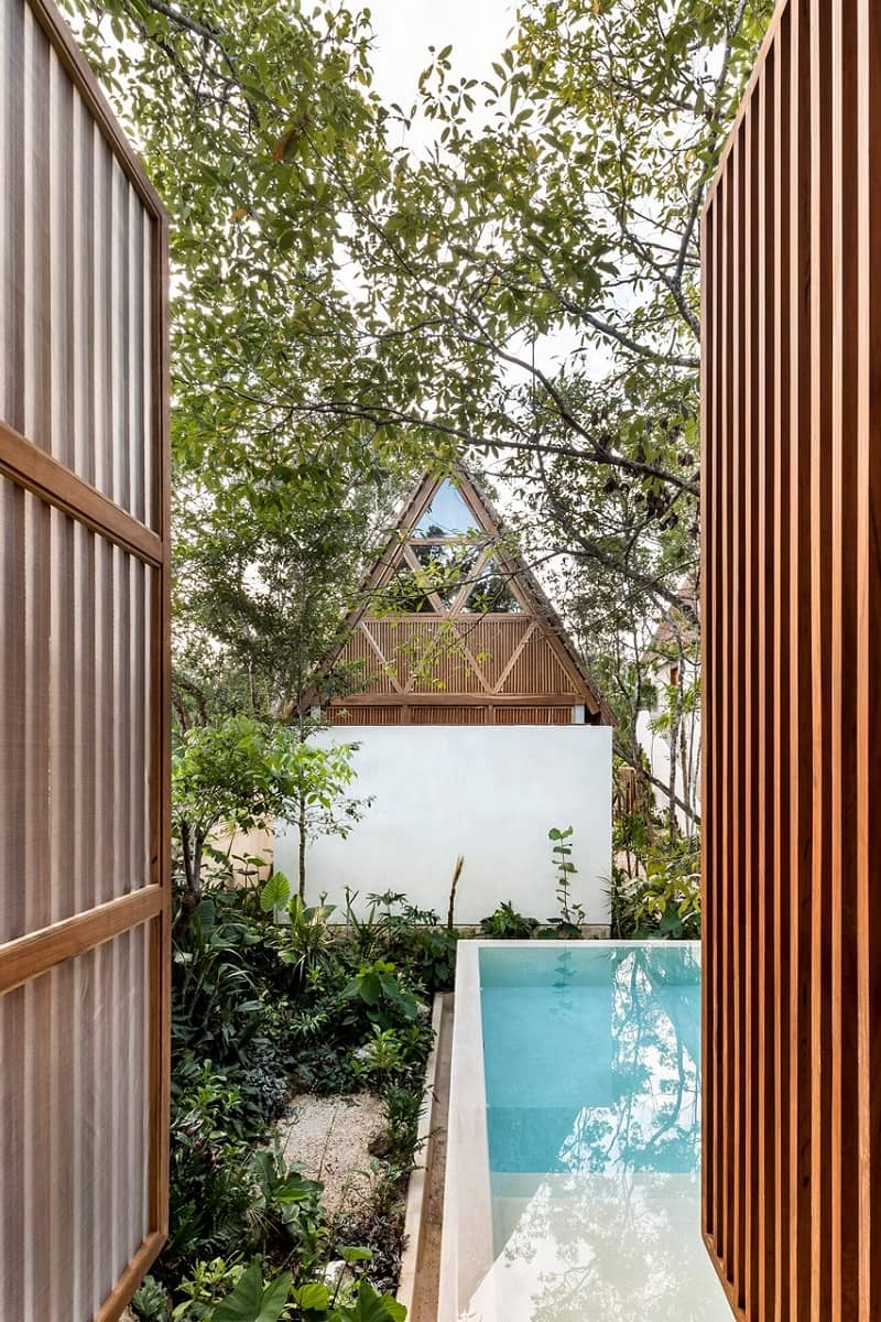 Architects: Jaquestudio. Location: Tulum, Quintana Roo, Mexico. Photographer: Cesar Bejar
