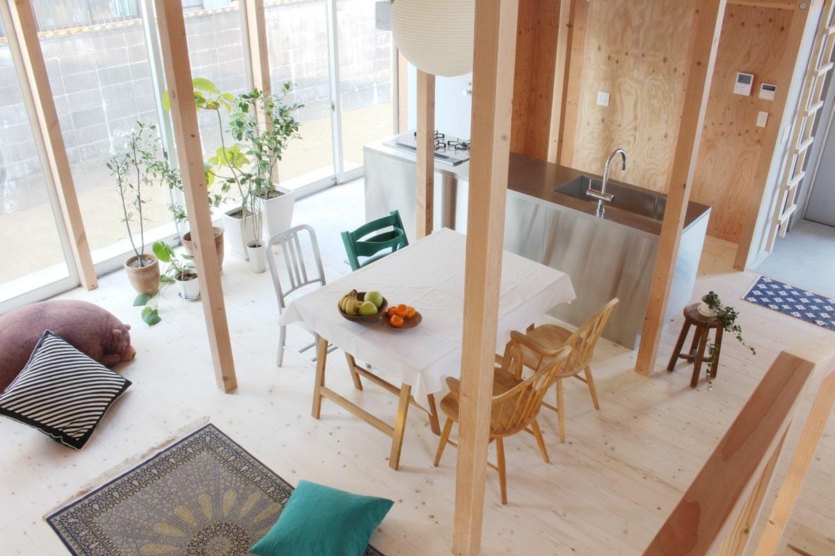 Wooden Kitchen Design Visual