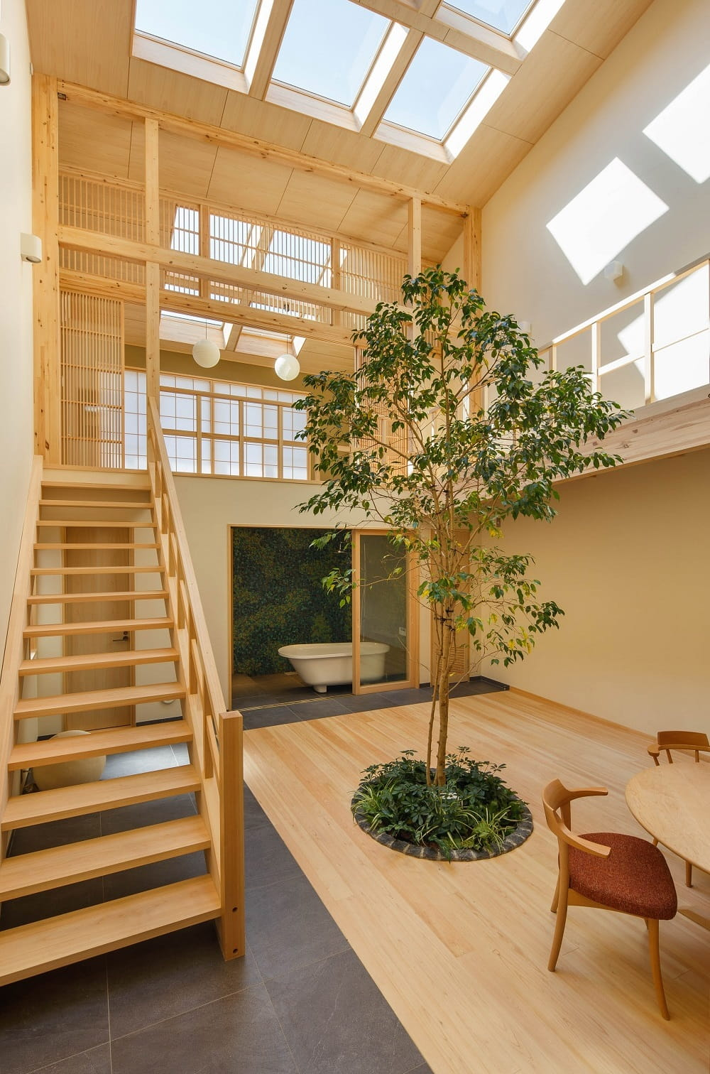 Traditional Japanese Style Home In Kyoto Design Visual