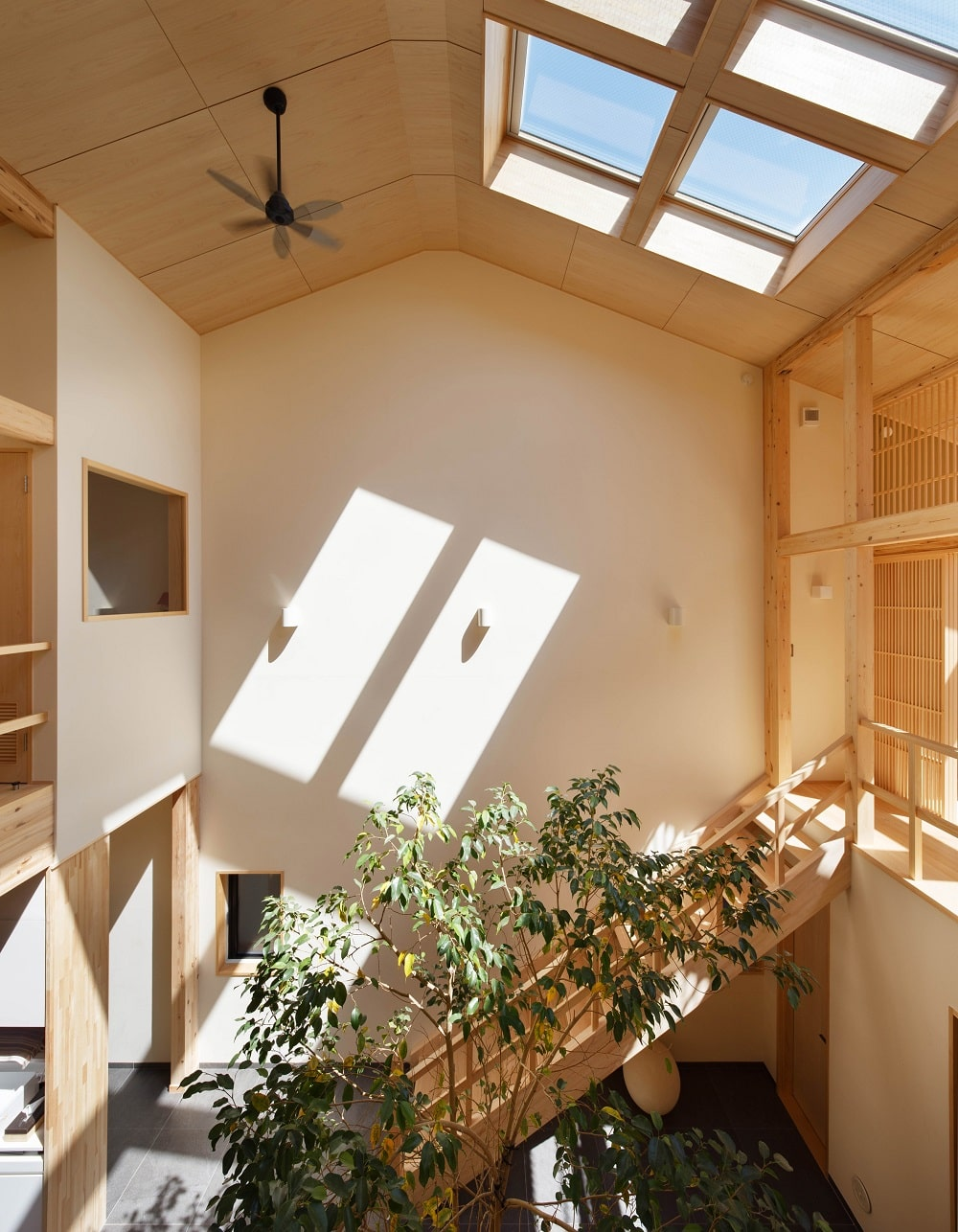Traditional Japanese Style Home In Kyoto Architecture Design Visual