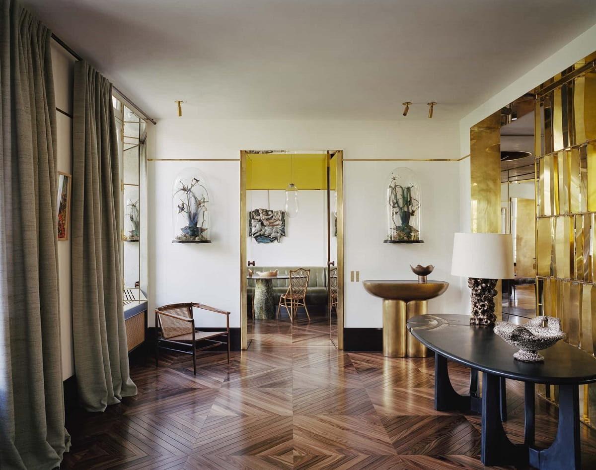 Apartment Place Du Palais Bourbon in Paris by Studio Ko Interior Design